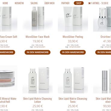 Fühlbar Schön Kosmetik Online Shop
