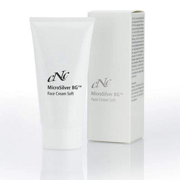 Kosmetik Berlin: CNC MicroSilver Face Cream Soft 50ml