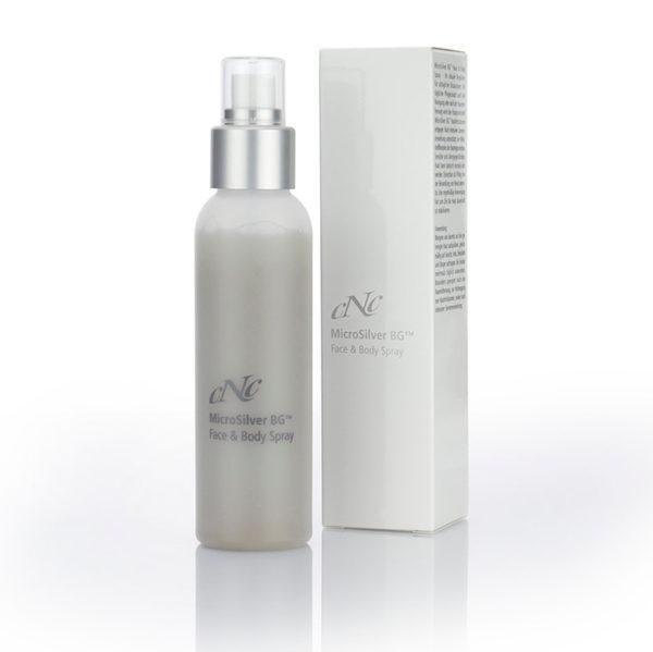 Kosmetik Berlin: CNC MicroSilver BG Face & Body Spray 100ml